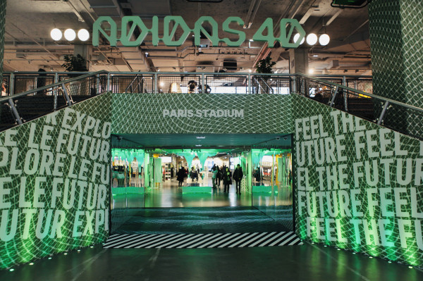 adidas 4D Campaign